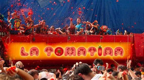 domates festivali