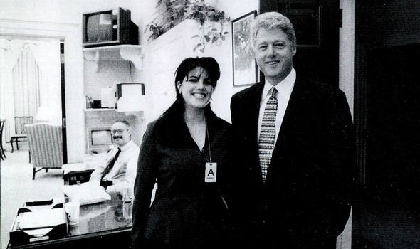 bill clinton monica