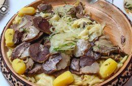 Kardeş Mutfak: Kırgız Mutfağı