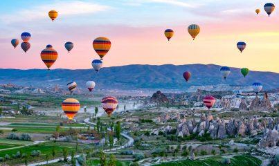 Türkiye'deki Tarihi Yerler