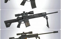 Türkiye'nin Yerli Silah Listesi