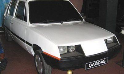 çağdaş araba