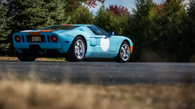 ford gt arka
